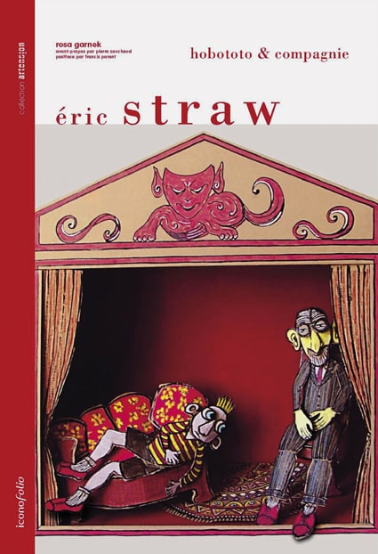 <b>Éric Straw</b><br>Hobototo & Cie