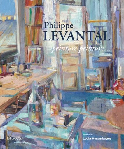 <b>Philippe Levantal </b><br>Peinture, peinture…