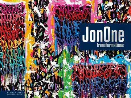 <b>JonOne </b><br>Transformations