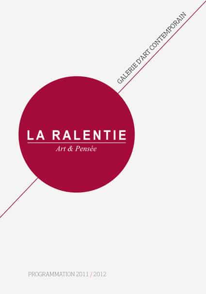 <b>Galerie La Ralentie </b><br>Programme 2012