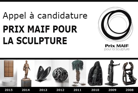 Le prix MAIF pour la sculpture aide un artiste souhaitant travailler le bronze.
