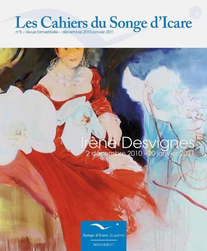 <b>Les Cahiers du Songe d'Icare </b><br>Irène Desvignes