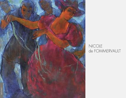 <b>Nicole de Fommervault </b>