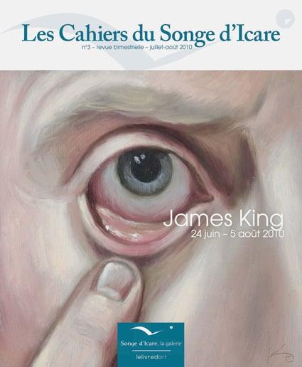 <b>Les Cahiers du Songe d'Icare </b><br>James King