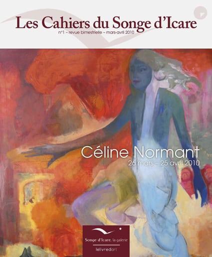 <b>Les Cahiers du Songe d'Icare </b><br>Céline Normant