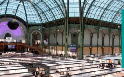La galerie Hervé Perdriolle est à Art Paris Art Fair