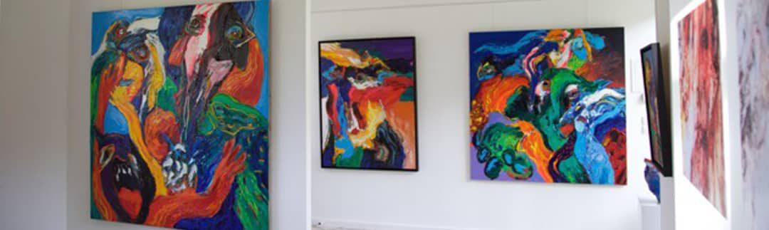 La Inception Gallery expose Gérard Stricher