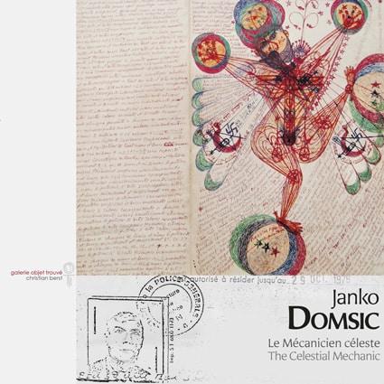 <b>Janko Domsic </b><br>Le Mécanicien céleste