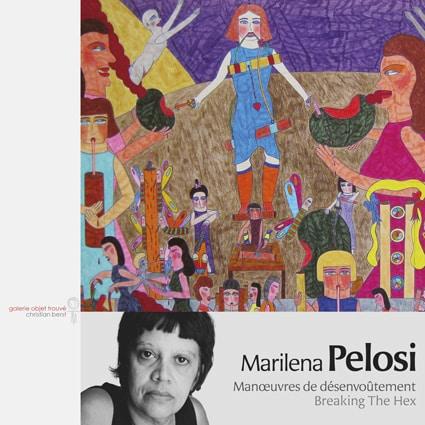 <b>Marinela Pelosi <b><br>Manoeuvres de désenvoûtement
