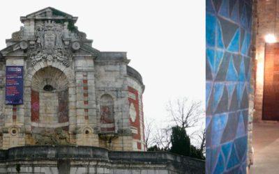 Le centre d'art Château d'eau (Bourges) expose les œuvres de Daniel Chompré
