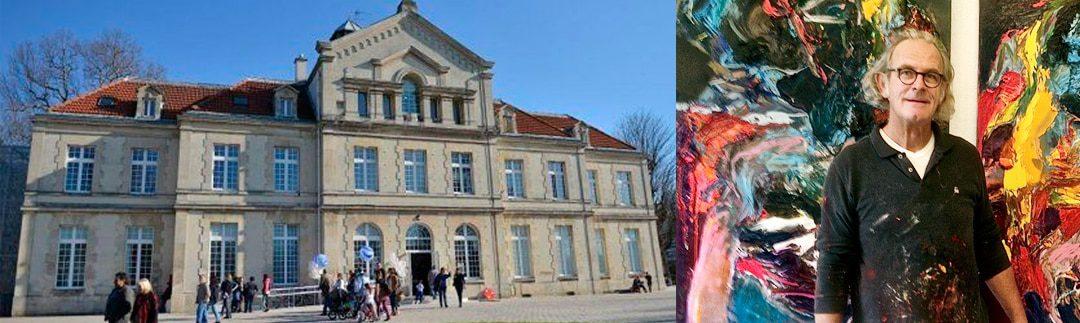 Le château de Ladoucette (Drancy) expose les œuvres de Gérard Stricher