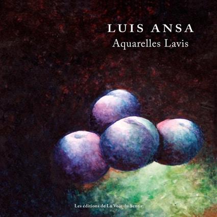 <b>Luis Ansa </b><br>Aquarelles Lavis