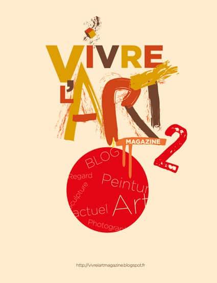 <b> Vivre l'Art magazine n°2</b>
