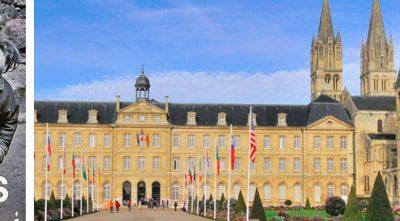 Exposition de Michel Follorou à l'Hôtel de ville de Caen