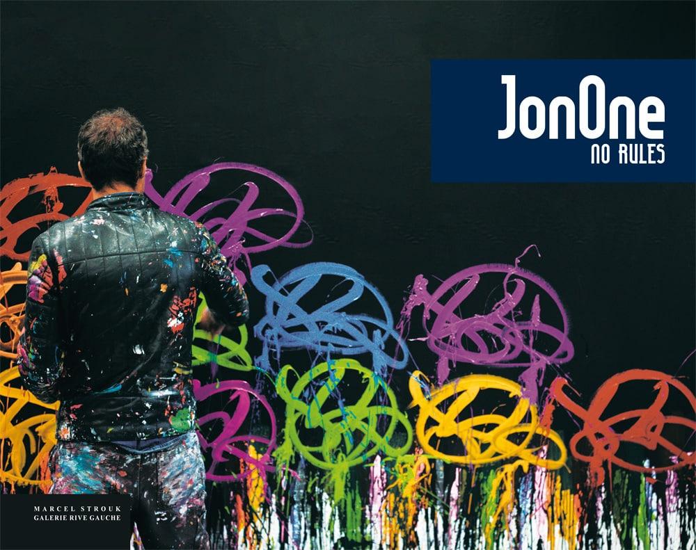 JonOne – No rules