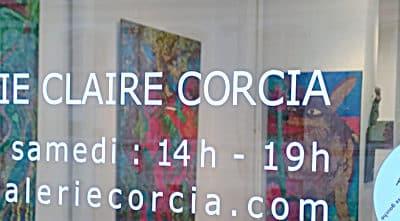 Exposition Ody Saban à la galerie Claire Corcia