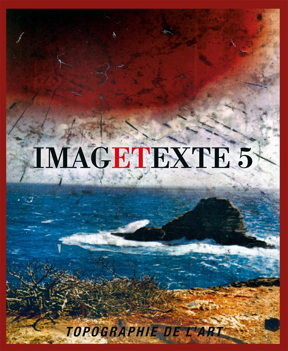Topographie de l'art – Imagetexte 5