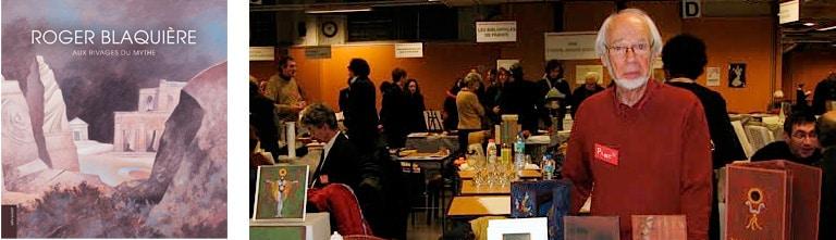 Exposition Roger Blaquière au 24Beaubourg