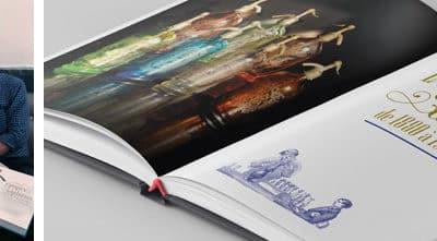 Signature du livre La Fabuleuse épopée des siphons à eau de Seltz