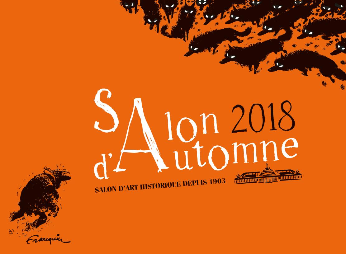 Catalogue du Salon d'Automne 2018