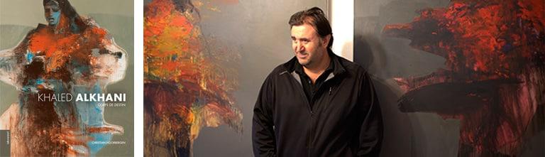 La galerie Schwab-Beaubourg expose les œuvres de Khaled Alkhani