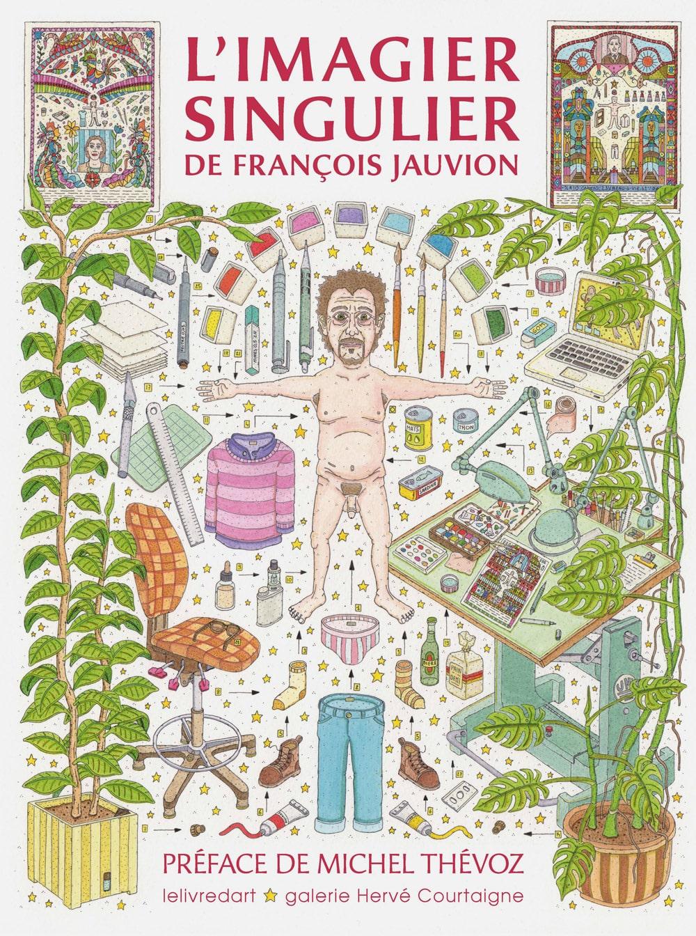 L'Imagier singulier de François Jauvion