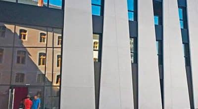 Ouverture du centre d'art FIAA – Fonds International d'Art Actuel
