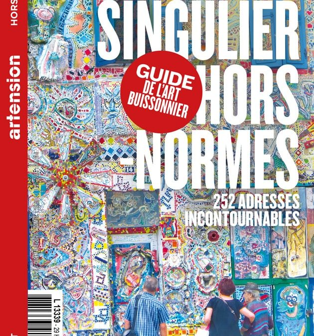 Brut, Singulier, Hors-normes – Le Guide de l'art buissonnier