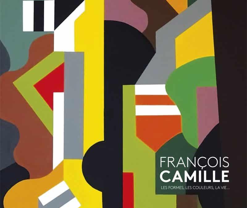 François Camille – Les formes, les couleurs, la vie…